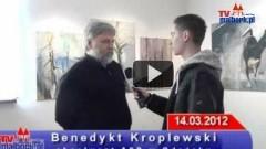 """""""Kolory Pomorza"""" wystawa prac malarskich studentów ASP"""