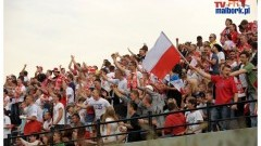 Malbork kibicuje biało-czerwonym! fotorelacja Michała Statkiewicza