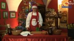 Malbork od kuchni - Mus chałwowy - 11.12.2012