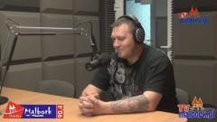 Rafal Hawryszkiewicz w Radiu Malbork o sztuce tatuowania