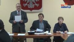 Stare Pole: XVIII Sesja Rady Gminy - 30.01.2013