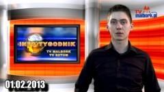 Info Tygodnik - 01.02.2013