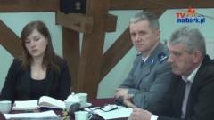 Lichnowy: XXXIV sesja Rady Gminy - 28.02.2013