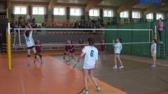 Malbork: Mistrzostwa Malborka w siatkówce gimnazjów - 9.04.2012