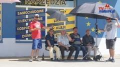 Ranczo 8 - Wizyta Tv Malbork na planie zdjęciowym. Zobacz co będzie w najnowszej serii - 04.07.2013