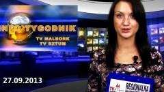 INFO TYGODNIK - 27.09.2013