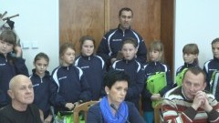 XLVII SESJA RADY MIEJSKIEJ W NOWYM STAWIE - 29.10.2013