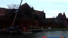 TRWA MODERNIZACJA NABRZEŻA NAD NOGATEM! ZOBACZ POSTĘP PRAC - 27.11.2013