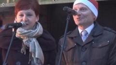 Nowy Dwór Gd. Spotkanie wigilijne dla mieszkańców powiatu Nowodworskiego - 20.12.2013