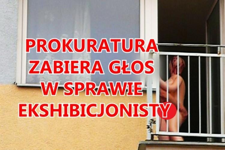 SĄSIEDZI MAJĄ DOŚĆ EKSHIBICJONISTY NA CHOPINA W MALBORKU - 12.03.2014