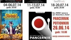 "REPERTUAR SZTUMSKIEGO KINA ""POWIŚLE"" NA LIPIEC – 01.07.2014"