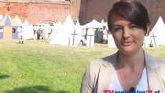 OBLĘŻENIE MALBORKA XV EDYCJA - INFO TYGODNIK. MALBORK - SZTUM - NOWY DWÓR GDAŃSKI - 18.07.2014