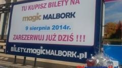 Wygraj podwójne zaproszenie na Magic Malbork 2014