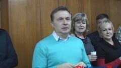 Co powiedział Burmistrz Andrzej Rychłowski po reelekcji? Wybory Samorządowe 2010 okiem kamery TvMalbork.pl