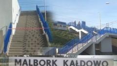ATRAPA WINDY NA STACJI MALBORK KAŁDOWO? - 24.09.2014