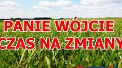 PANIE WÓJCIE CZAS NA ZMIANĘ. Felieton Roberta Bychowskiego – 09.10.2014