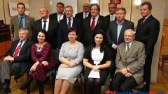 POWIAT NOWODWORSKI PODSUMOWAŁ KADENCJĘ PODCZAS OSTATNIEGO POSIEDZENIA RADY - 13.11.2014