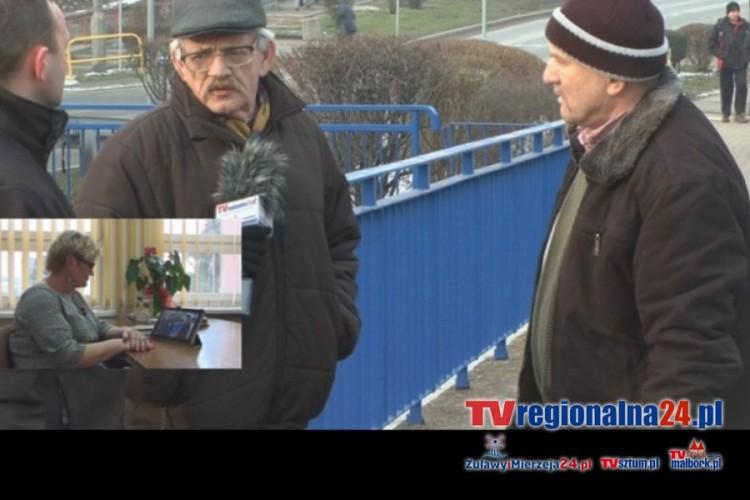 BURMISTRZ DZIERZGONIA ODPOWIADA NA PYTANIA MIESZKAŃCÓW - 12.02.2015