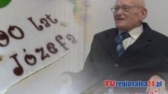 90 URODZINY PANA JÓZEFA Z LASOWIC WIELKICH – 17.02.2015