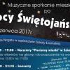 Zapraszamy na muzyczne spotkanie mieszkańców po Nocy Świętojańskiej, nabrzeże Nogatu w sąsiedztwie Szkoły Łacińskiej w Malborku - 24.06.2017