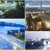 Potężna burza przeszła nad Malborkiem. Zobacz nagranie z kamer pogodowych Telewizji Malbork 11/12-08.2017