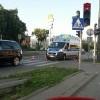 Malbork: Kobieta z dzieckiem potrącona na przejściu