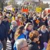 Malborska oświata wyszła na ulicę. Happening na placu Jagiellończyka. [wideo, zdjęcia]