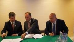 Burmistrz podpisał umowę na dofinansowanie Zewnętrznego Muzeum Fortyfikacji - 07.06.2016