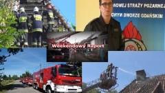Pożar w Groszkowie. 11 interwencji strażaków. Nowodworski Raport Służb Mundurowych - 13.06.2016