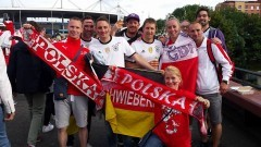 Euro 2016 Polska - Niemcy. Tak nasi dopingowali w Paryżu - 18.06.2016