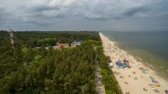 Wakacje nad Bałtykiem, tłok na plaży? Kamery pogodowe on-line już dostępne!