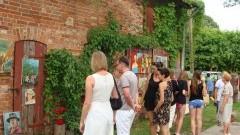 Pejzaże, przyroda i Postolińska Madonna! Plener malarski w Postolinie – 24 – 30.06.2016