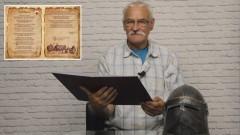 Echo Historii – Mieszkaniec Malborka napisał wiersz z okazji 730- lecia miasta – 22.07.2016