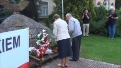 Sztumianie oddali hołd powstańcom warszawskim. Zawyły syreny, odczytano apel poległych – 01.08.2016