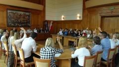 Nowi radni zostali zaprzysiężeni. I Młodzieżowa sesja Rady Miasta Malbork VII kadencji - 13.09.2016