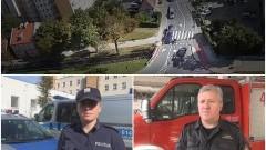 Potrąciła rowerzystę i uciekła z miejsca zdarzenia (zobacz wideo). Weekendowy raport malborskich służb mundurowych - 26.09.2016