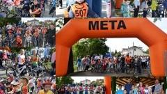 Mnóstwo rowerzystów, sportowa rywalizacja i świetna zabawa. I Wyścig o Puchar Burmistrza za nami – 25.09.2016
