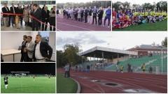Stadion Miejski z nowym zapleczem. Sobotnie święto piłki nożnej w Malborku – 24.09.2016