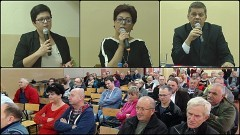 Burczy, Biliński, Kwiatkowska czyli pierwsza telewizyjna debata kandydatów na wójta gminy Sztutowo z udziałem mieszkańców. Zobacz pełne nagranie wideo - 17.10.2016