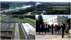 Duża inwestycja w malborskiej oczyszczalni. Spółka Nogat podsumowała modernizacje – 27.09.2016