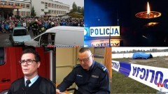 Wypadek śmiertelny w Solnicy. Akcja Znicz. Nowodworski Raport Służb Mundurowych - 27.10.2016