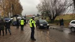 """Sztum: Policja podsumowała akcję """"Znicz 2016"""". Kierowca na podwójnym gazie, wypadek drogowy i pięć kolizji – 03.11.2016"""