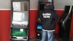 Malbork: Kolejne automaty zabezpieczone przez policję i celników – 10.11.2016