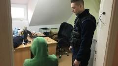 Włamanie do dworku w Gronajnach. Zatrzymano podejrzanych – 7/8.11.2016