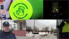 Nowy Dwór Gd. Policjanci apelują o rozwagę na drodze - 14.11.2016
