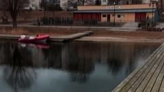 SZTUM: Niedoszły samobójca chciał rzucić się do lodowatej wody! – 30.11.2016