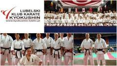 XV Mistrzostwa Europy Open Karate Puchar Europy Kyokushin Karate Lublinie - 26-27.12.2016