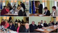 Podział Sołectwa Dworek-Niedźwiedzica na dwa odrębne sołectwa. XXVI Sesja Rady Gminy Stegna - 05.12.2016