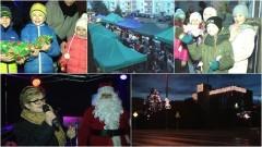 Dzierzgoń: Kiermasz świąteczny i uroczyste rozświetlenie choinki (foto, wideo) – 06.12.2016