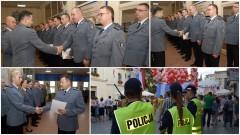 Elbląg: Listy gratulacyjne od Ministra Spraw Wewnętrznych i Administracji dla elbląskich i braniewskich policjantów - 07.12.2016